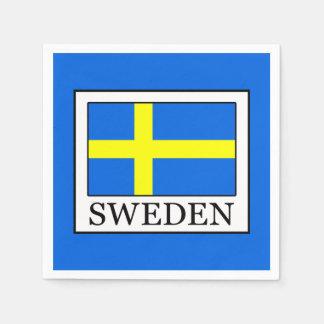 Sweden Paper Napkin