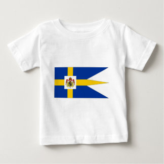 Sweden Royal Standard Baby T-Shirt