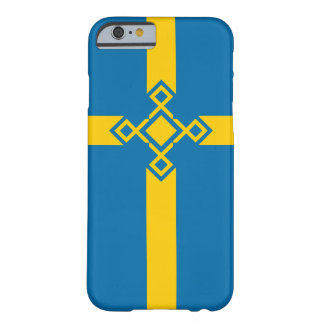 Sweden Rune Cross iPhone Case