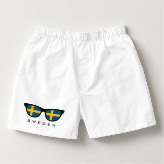 Sweden Shades custom boxers
