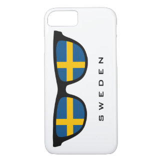 Sweden Shades custom text & color cases
