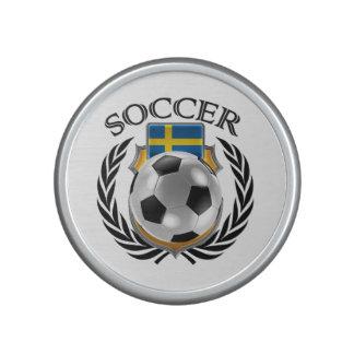 Sweden Soccer 2016 Fan Gear Speaker