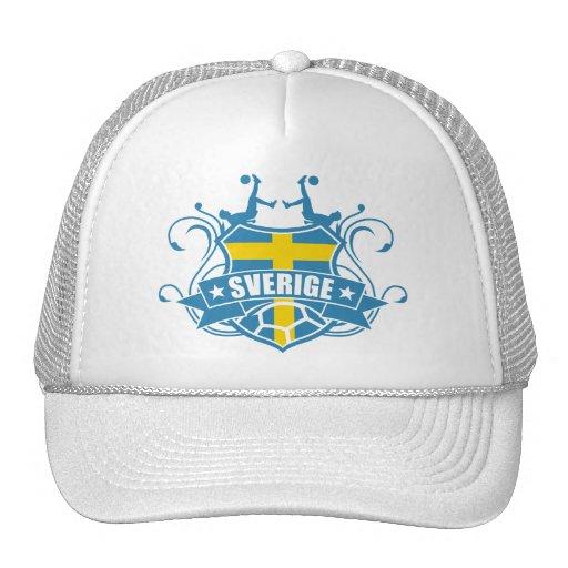 SWEDEN soccer Casquettes