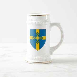 Sweden Stein - Rune Cross Shield