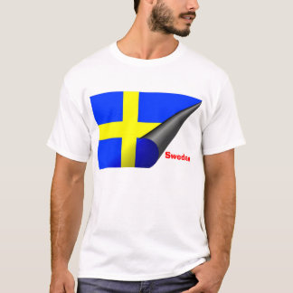Sweden (Swedish Flag) T-Shirt