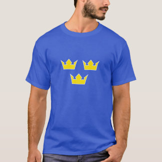 SWEDEN Tre Kroner T-Shirt