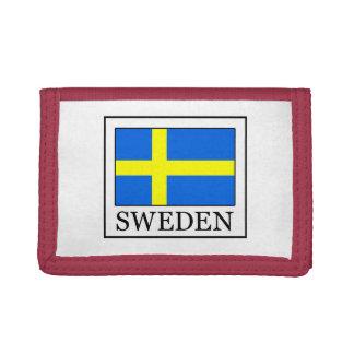 Sweden Trifold Wallets