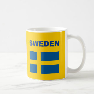 Swedish - Big S Coffee Mug