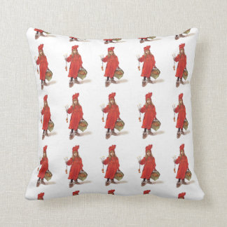 Swedish Child Throw Pillow