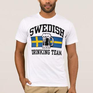 Swedish Drinking Team T-Shirt