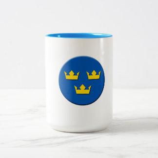 Swedish Express Two-Tone Coffee Mug