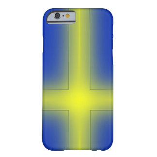 Swedish Flag Barely There iPhone 6 Case
