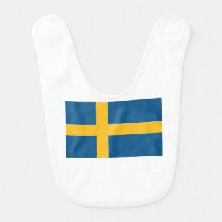 Swedish Flag Bib