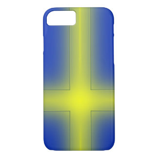 Swedish Flag iPhone 7 Case