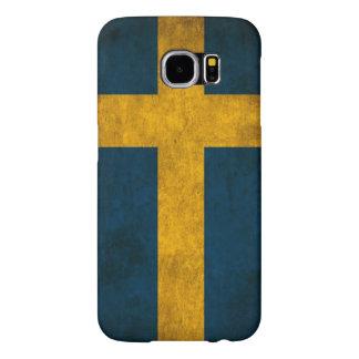 Swedish flag samsung galaxy s6 cases