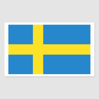 Swedish Flag Sticker