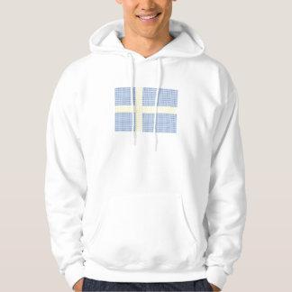 Swedish Flag w å + filler - Parka Hoodie