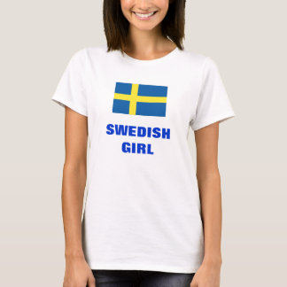 SWEDISH GIRL T-Shirt