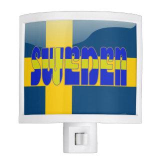 Swedish glossy flag night lites