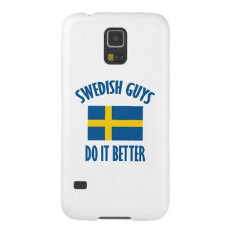 Swedish Guys DESIGNS Galaxy S5 Covers