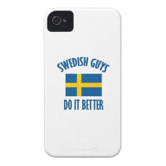 Swedish Guys DESIGNS iPhone 4 Cases