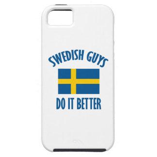 Swedish Guys DESIGNS iPhone 5 Case