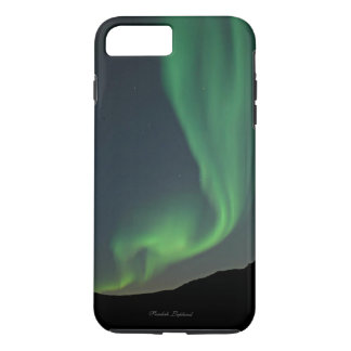 Swedish Lapland Green Aurora - iPhone 7 Plus iPhone 8 Plus/7 Plus Case