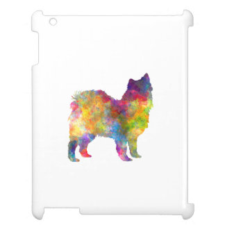 Swedish Lapphund in watercolor Case For The iPad 2 3 4