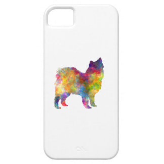 Swedish Lapphund in watercolor iPhone 5 Cover