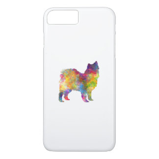 Swedish Lapphund in watercolor iPhone 7 Plus Case