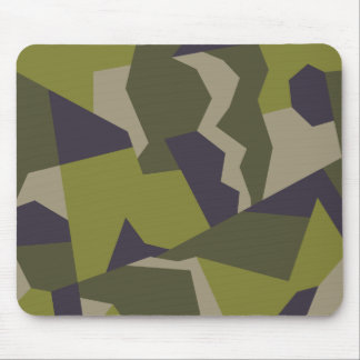 Swedish M90 Camo Mouse Pad