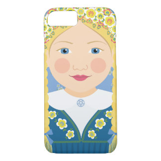 Swedish Matryoshka Case