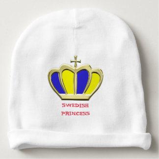 Swedish Princess Baby Hat Baby Beanie