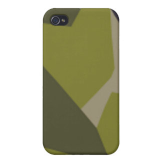 Swedish Splinter Camo iPhone 4 Covers