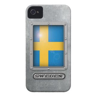 Swedish Steel iPhone 4 Case-Mate Case