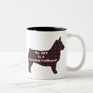Swedish Vallhund BFF Mug