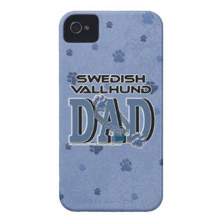 Swedish Vallhund DAD iPhone 4 Case