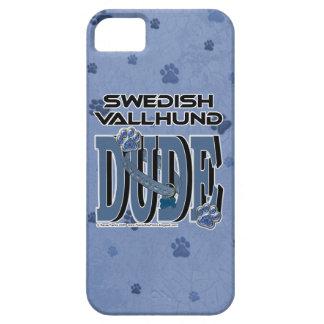 Swedish Vallhund DUDE iPhone 5 Covers