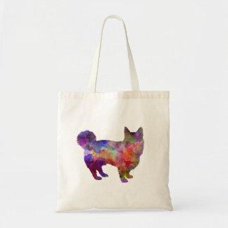 Swedish Vallhund in watercolor Tote Bag