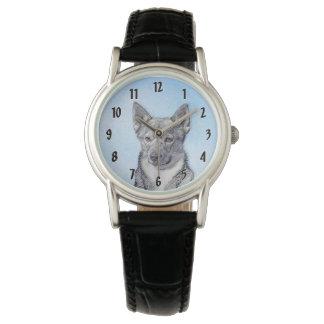 Swedish Vallhund Watch