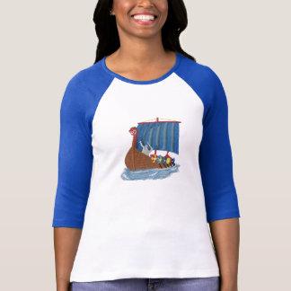 Swedish Viking Ship Scandinavian T-Shirt