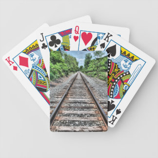 Sweedler Preserve Rail Bicycle Playing Cards