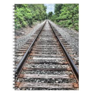 Sweedler Preserve Rail Notebook