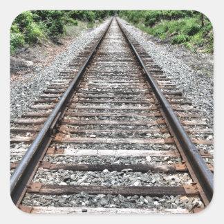 Sweedler Preserve Rail Square Sticker