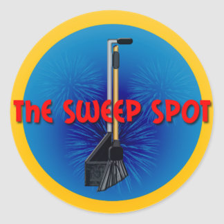 Sweep Spot Mini Stickers