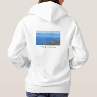 Sweeping Vista of Lake Tahoe Hoodie