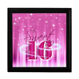 Sweet 16 All Stars Trinket Boxes