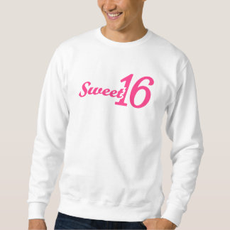 Sweet 16 Birthday Sweatshirt