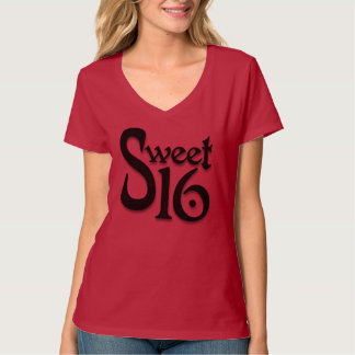 Sweet 16 Birthday T-shirt