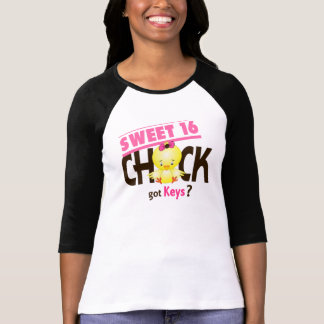 Sweet 16 Chick 1 T-Shirt